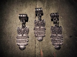 dreadmind dreadlocks shop dreadanhaenger Owl