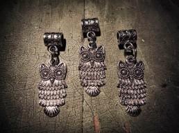 dreadmind dreadlocks shop dreadanhaenger Owl