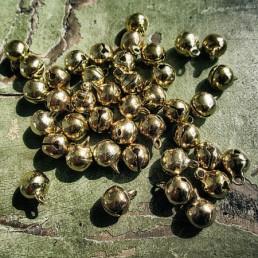 dreadmind dreadlocks shop dreadperlen Glöckchen Gold