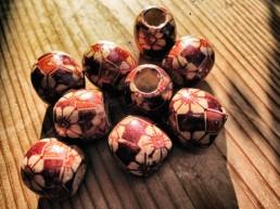 dreadmind dreadlocks shop dreadperlen Holz Mumbai