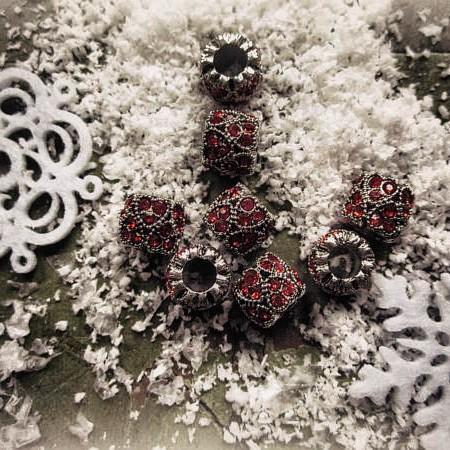 dreadmind dreadlocks shop dreadperlen Schneewittchen