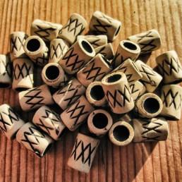 dreadmind dreadlocks shop dreadperlen Potters Clay Maya