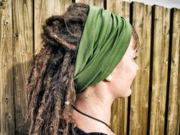 dreadmind dreadlocks shop dreadwrap grün gruen