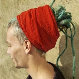 Dreadmind-Dreadshop-Kleidung-Schal-rot
